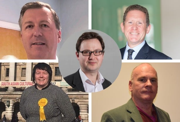 Nottingham North: General Election results