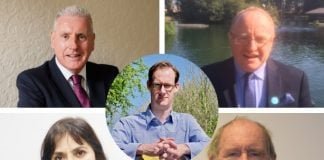 gedling election candidates