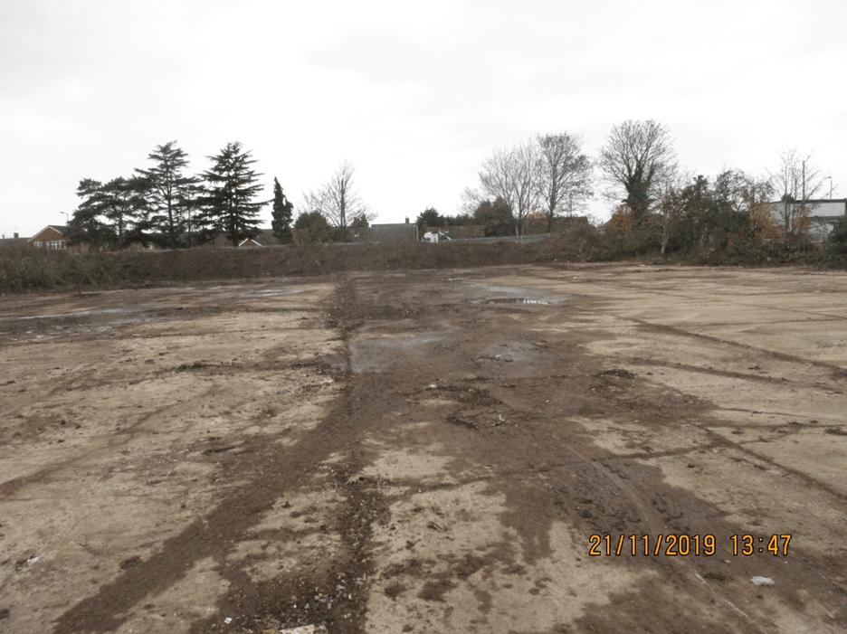 Bowbridge Road after