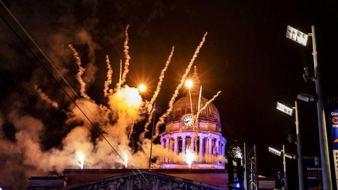 New Years eve Nottingham