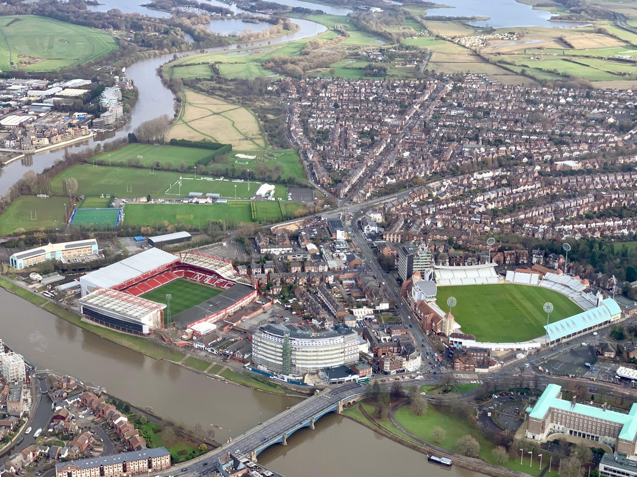 Reach Nottingham and West Bridgford