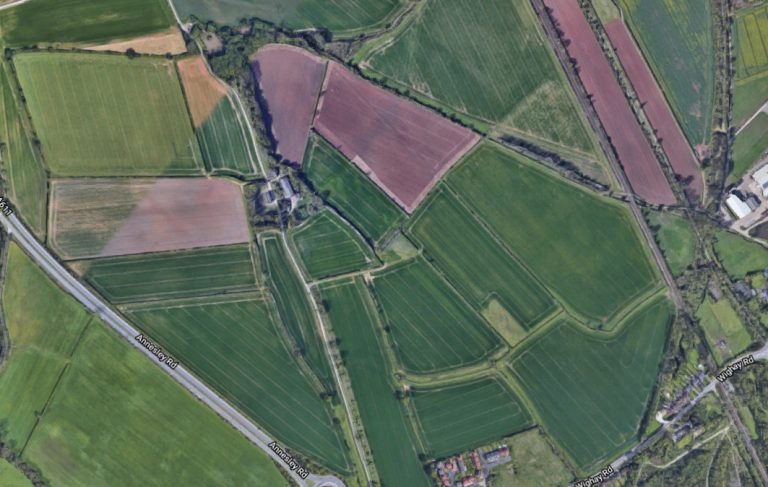 New 'village' next to Hucknall will see 800 new homes, jobs and a new school