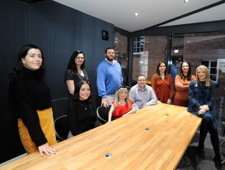 Nottingham PR agency wins new clients and appoints to five roles