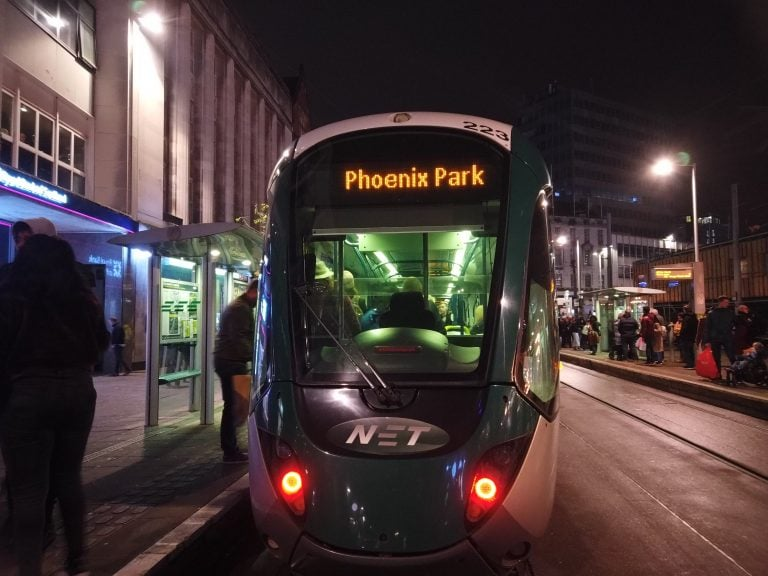 Tram prices increase from this week