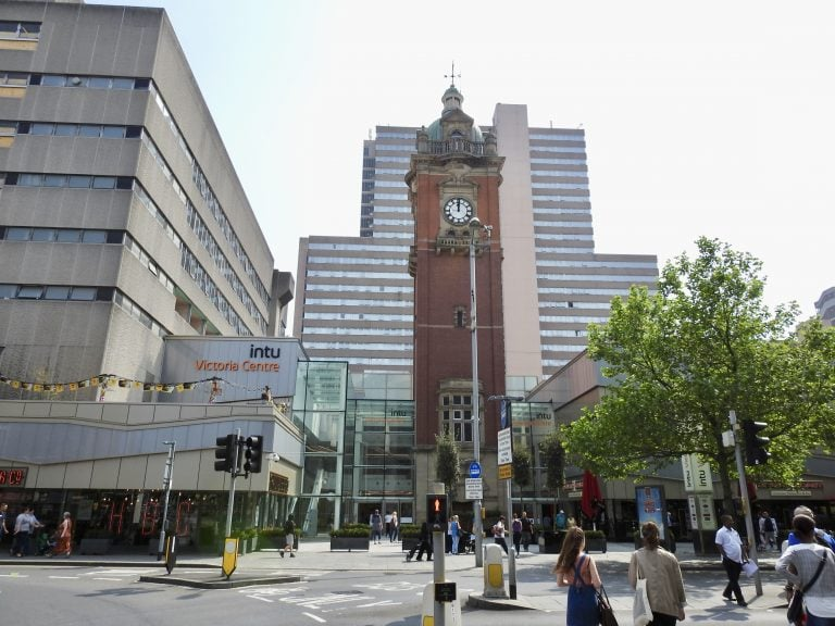 Update on police incident at Nottingham's Victoria Centre – boy chased by group with bladed weapon