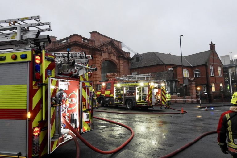 Nottinghamshire loses over 200 firefighters – union says a safe service is compromised