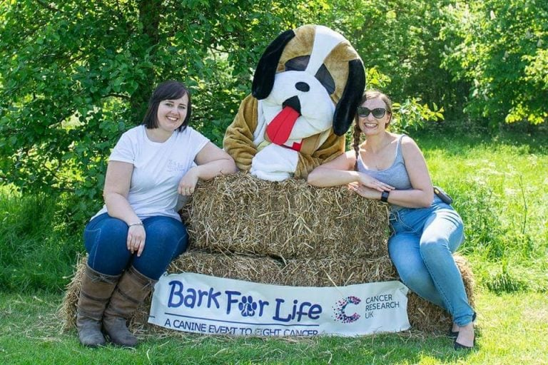 Bark for Life returns to Rushcliffe Country Park