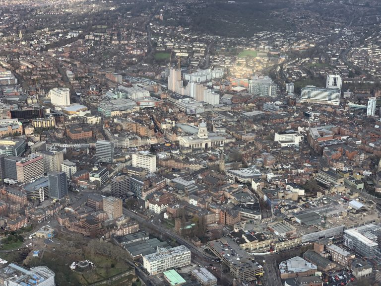 Ten year plan for Nottingham's future gets the green light