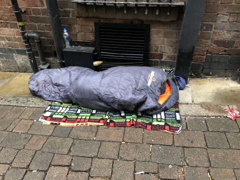 Local authorities told to house ALL homeless people by the weekend