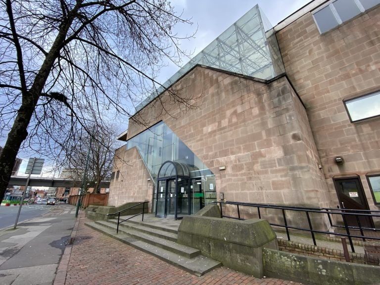 Man sentenced after 'glassing' at Thurland Street bar in Nottingham