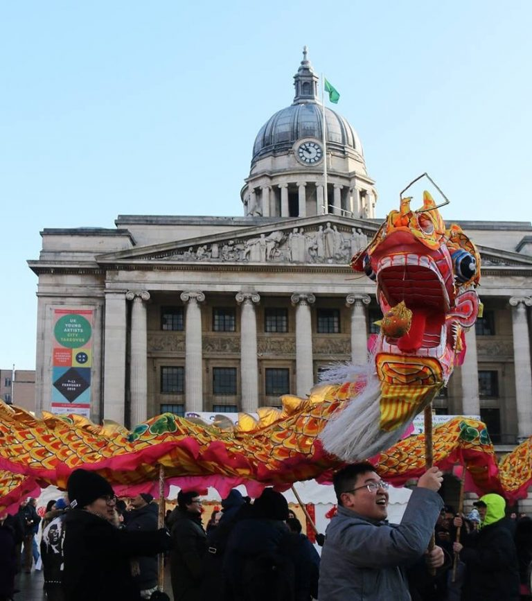 Five ways to celebrate Chinese New Year 2020  in Nottingham