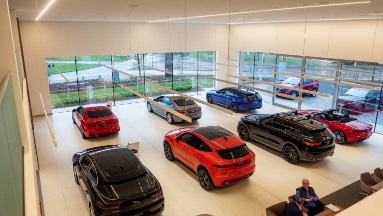 Stratstone Jaguar Land Rover Nottingham to host official opening event
