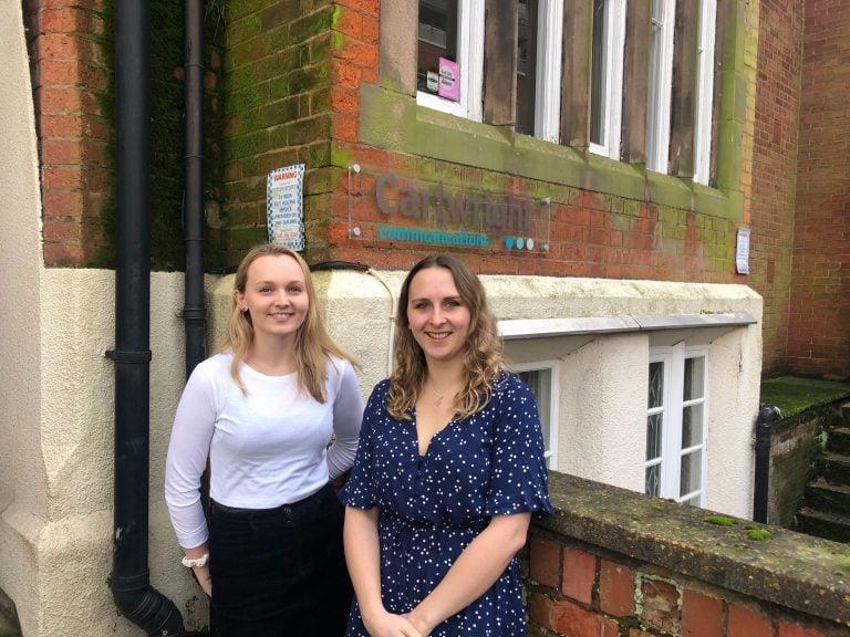 Nottingham journalists move to PR company