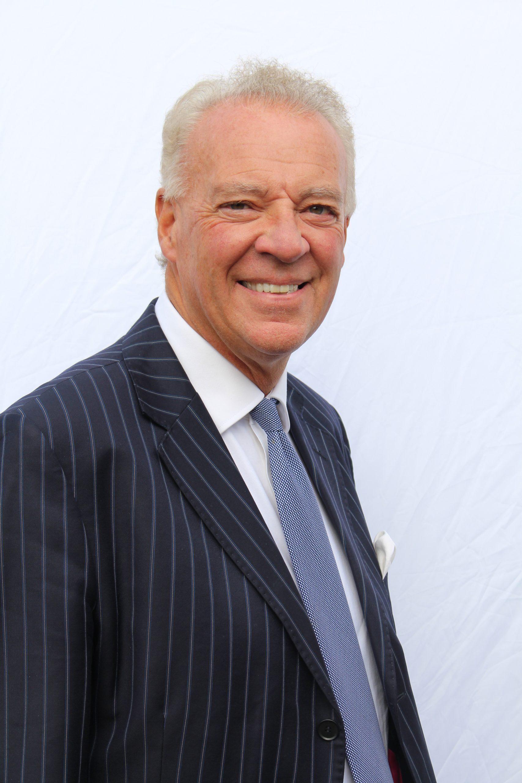 Leader of Rushcliffe Borough Council Cllr Simon Robinson scaled