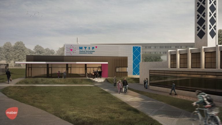 Work underway on new  NTU facility for medical technologies innovation