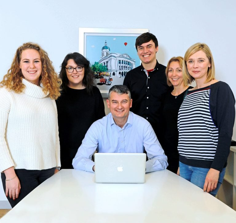 Nottingham PR agency starts year with complete rebrand