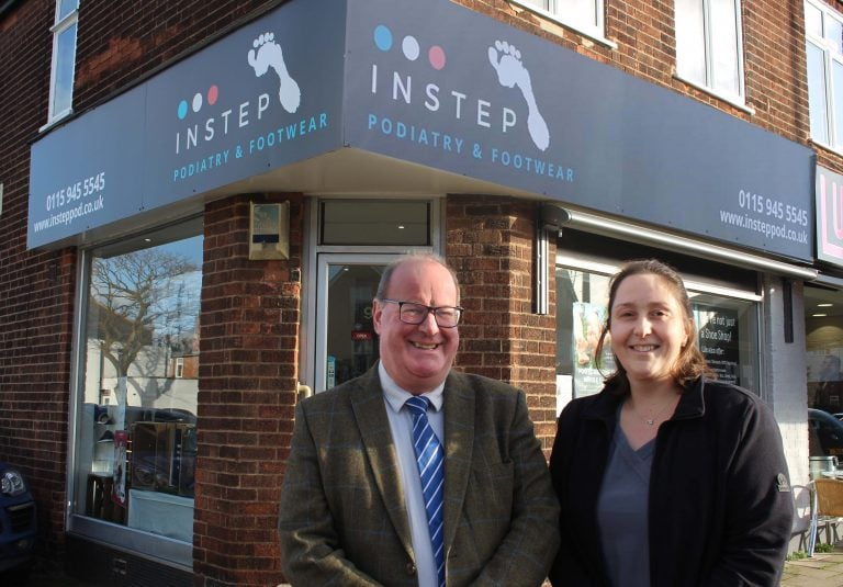 Shopfront funding to improve the look of businesses in Rushcliffe