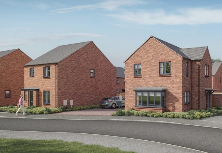 Showhome in Burton Joyce opens this weekend