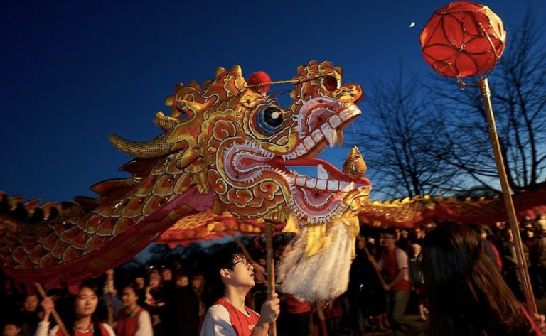 Chinese New Year Temple Fair comes to Nottingham