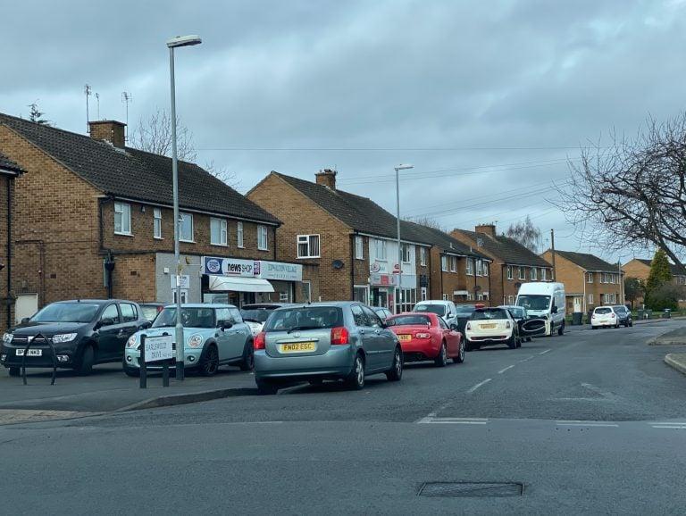 Earlswood Drive Edwalton full closure for resurfacing works