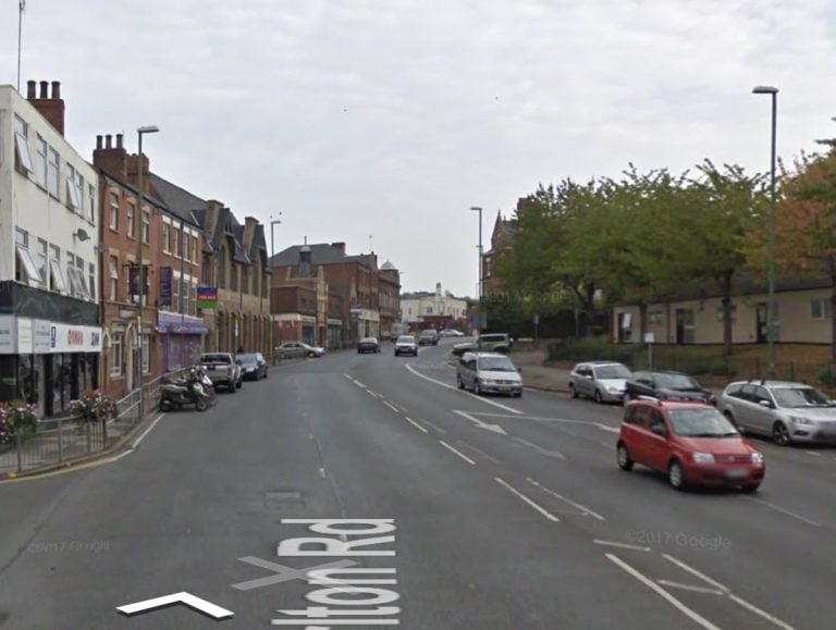 Two arrested after Sneinton knifepoint robbery