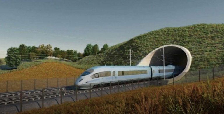 Local North Nottinghamshire rail link could reopen and link with HS2