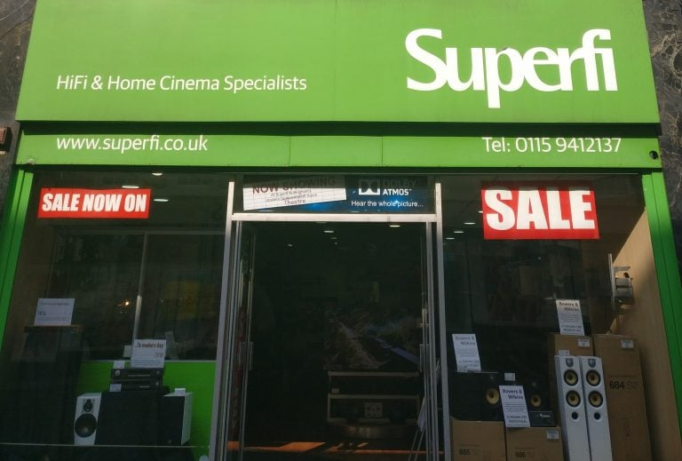 Superfi to return to Nottingham high street a year after closing