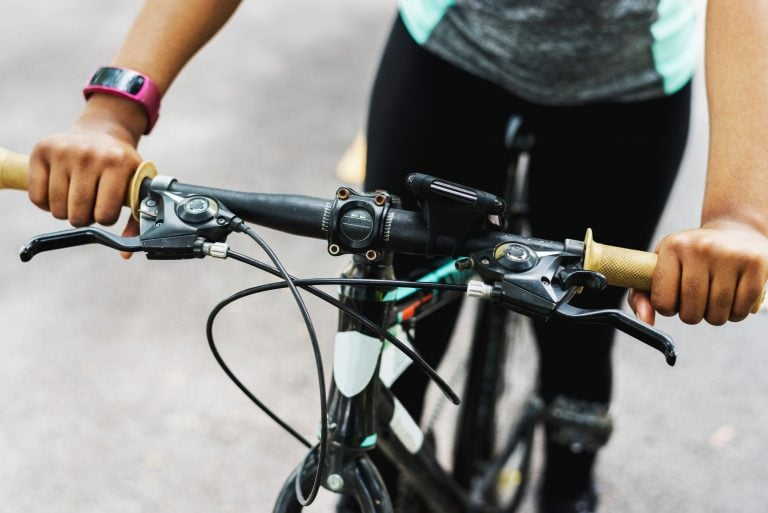 Free bike security marking session at Rushcliffe Arena