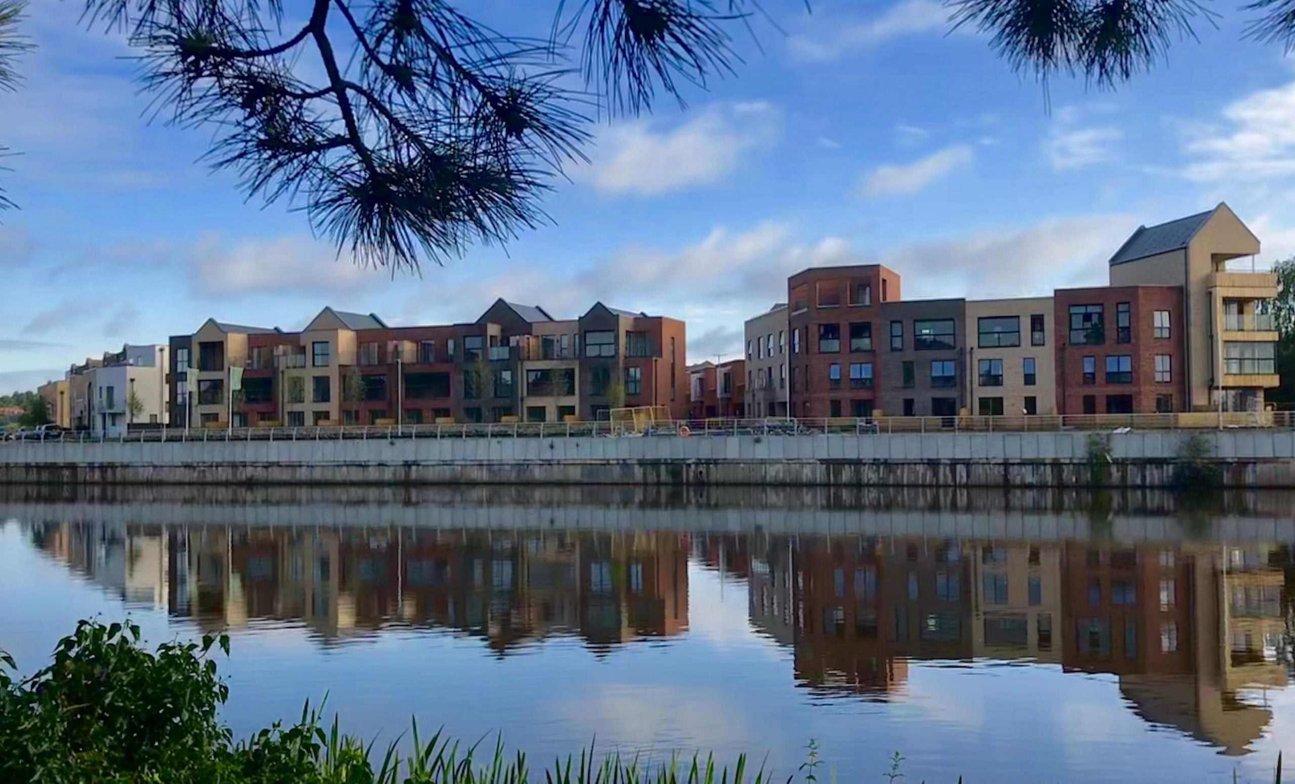 Trent Basins riverside homes in Phase Two scaled