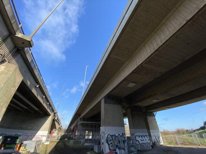 A52 Clifton Bridge