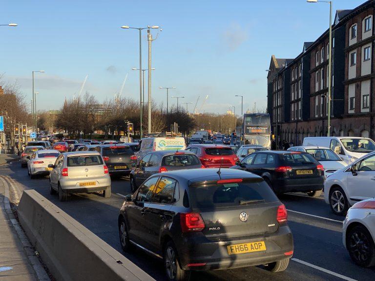 A52 Clifton Bridge: Nottingham bus service delays and affected services