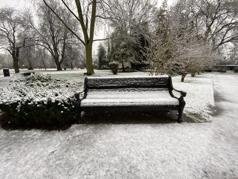 Video: West Bridgford in the snow!