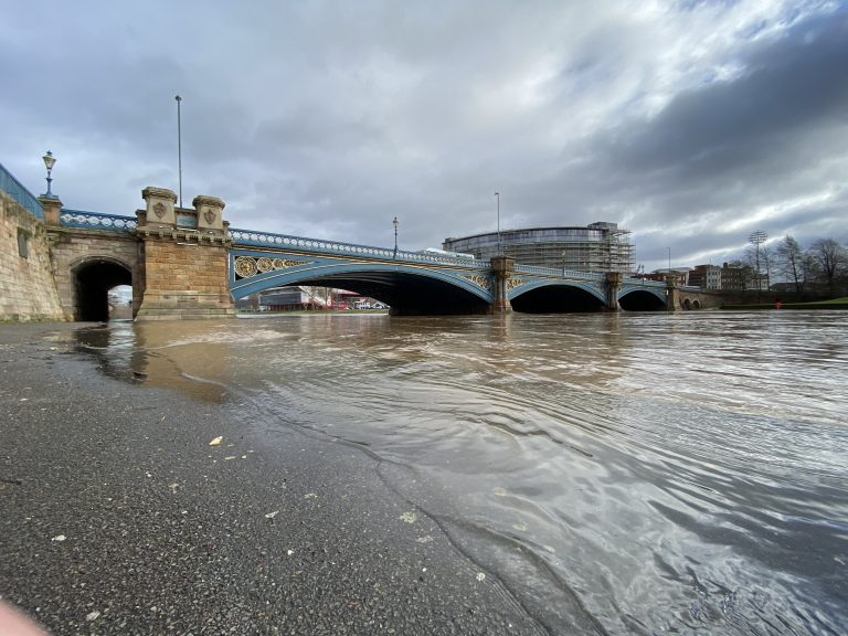 Latest Flooding 19 Feb: 7 warnings in force along the River Trent as water levels recede