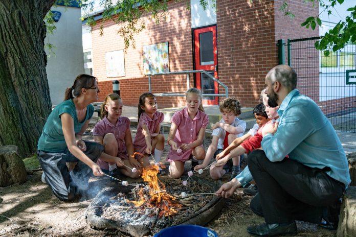 Outdoor activities at St Edmund Campion