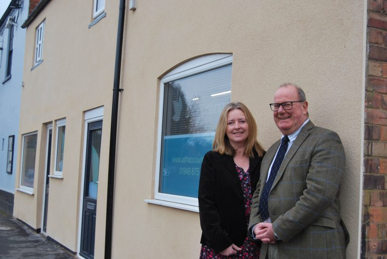 Shop front funding transforms look of businesses in Rushcliffe
