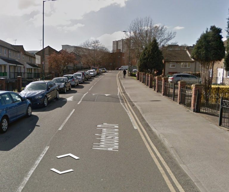 Police appeal for taxi driver and person seen talking to woman before she died on a Nottingham street to come forward