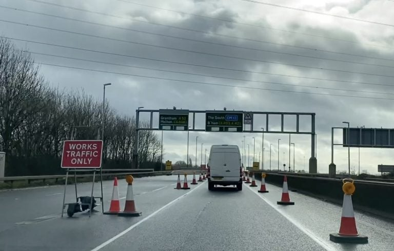 A52 Clifton Bridge: 4 pm – Buses delayed as traffic builds