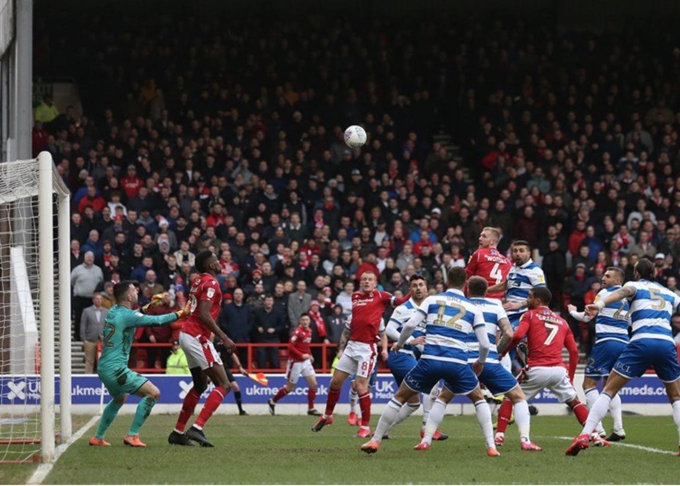 Nottingham Forest 0 - 0 QPR