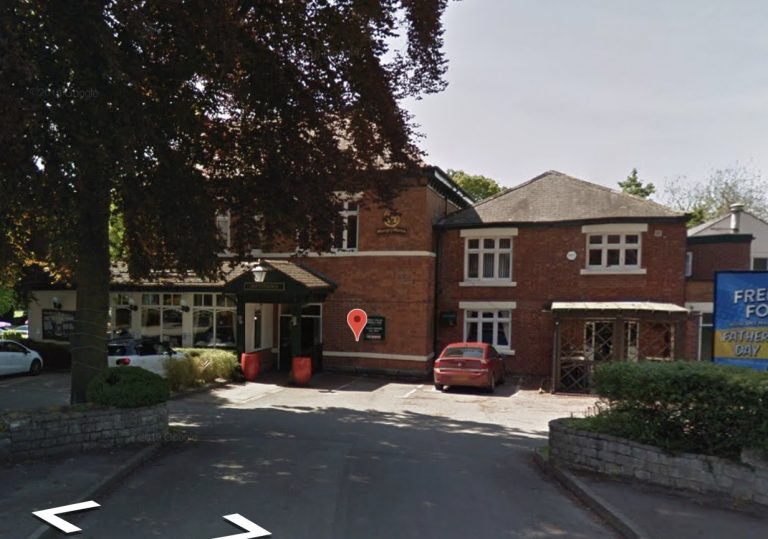 Arrest after man is 'glassed' at a Notts hotel