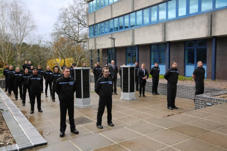 50 new Nottinghamshire police officers sworn in to help with coronavirus outbreak