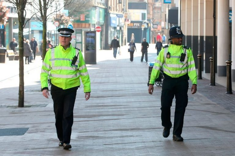 How Nottinghamshire Police plan to deal with those who disobey social distancing measures