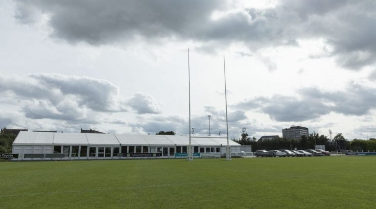 Nottingham Rugby furloughs all playing staff and closes Lady Bay premises