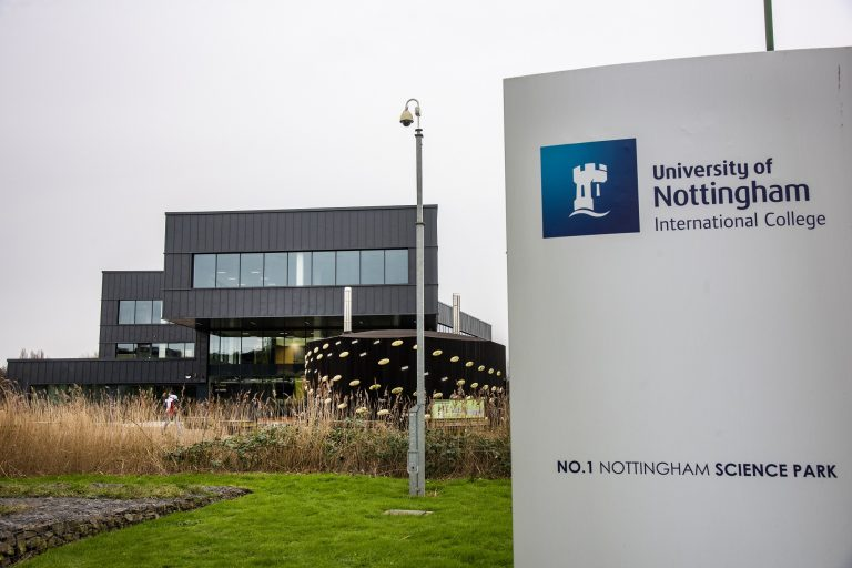Grade A office space at Nottingham Science Park opens