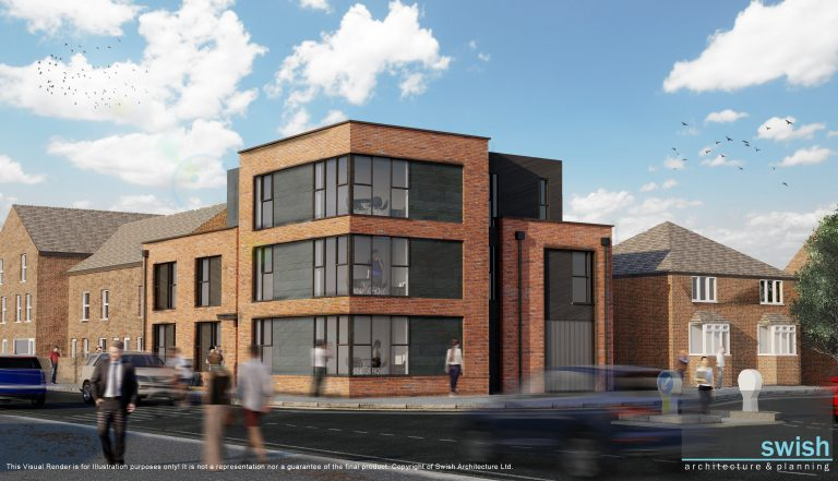 Apartment development for Beeston get the go-ahead