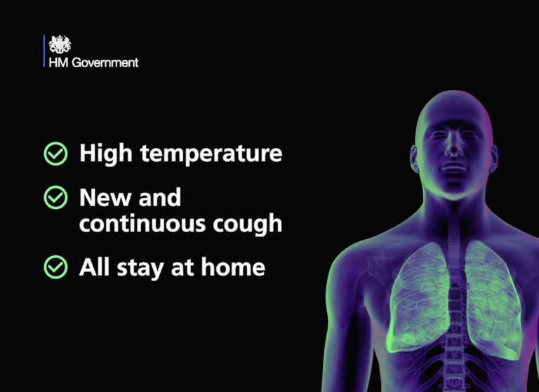 Coronavirus:  First TV adverts in next stage of COVID-19 public information campaign