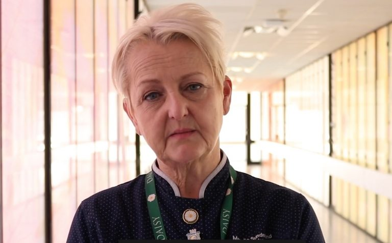 Video appeal from NUH Chief Nurse to former NHS nurses and support workers