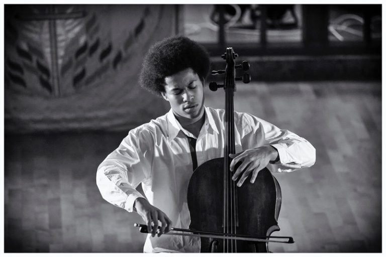 Sheku Kanneh-Mason to perform for live stream festival