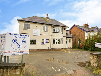West Bridgford Day Nursery sold to operator based in the North West