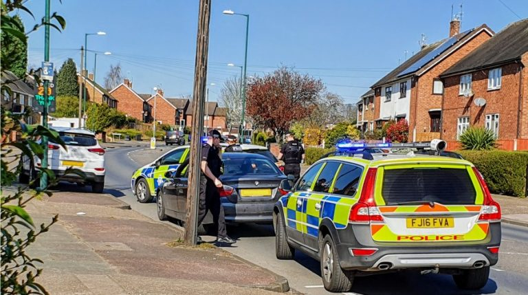 Seven arrests, 14 summons and four weapons in Nottingham knife crime operation