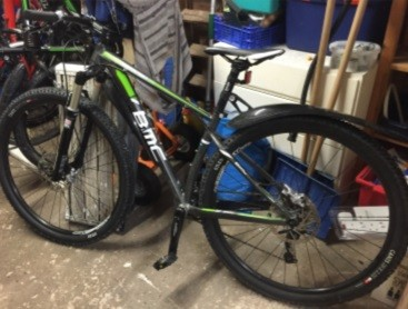 Images released after bikes stolen in Nottingham burglary